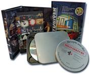 CD DVD Tasche artwork special Gestaltung Verpackung Schweiz