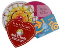Optische Medien CD DVD Produktion Herstellung CD-R Presswerk Schweiz DVD Pressen