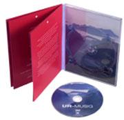optical media CD DVD mini Softbox CarD Spezialformen Gestaltung Verpackung Schweiz