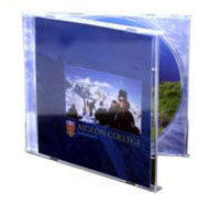 CD Audio ROM Labeldruck optical media jewelcase CD DVD mini Softbox CarD Spezialformen Gestaltung Verpackung Schweiz